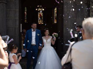 Le mariage de Géraldine et Jérôme