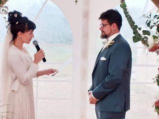 Le mariage de Florian et Aurelia