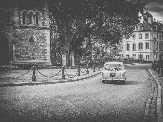 Le mariage de Benjamin et Jessica à Metz, Moselle 4