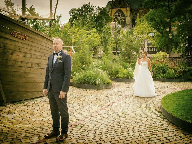 Le mariage de Benjamin et Jessica à Metz, Moselle 6