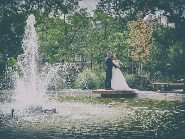 Le mariage de Benjamin et Jessica à Metz, Moselle 7