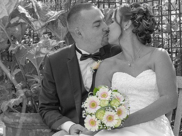 Le mariage de Benjamin et Jessica à Metz, Moselle 8