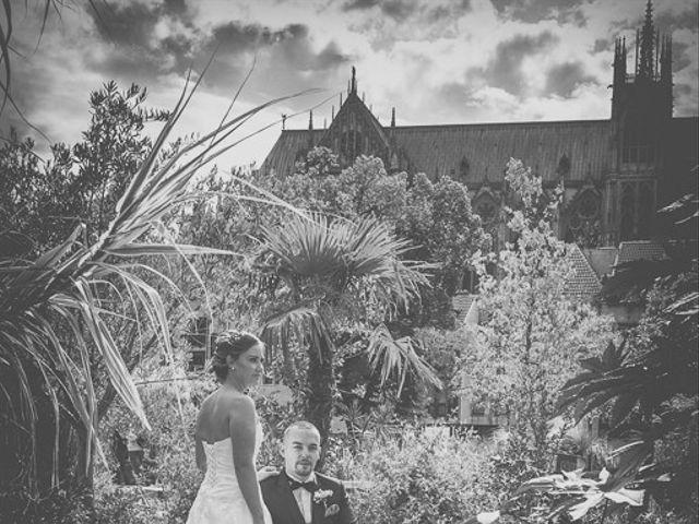 Le mariage de Benjamin et Jessica à Metz, Moselle 9