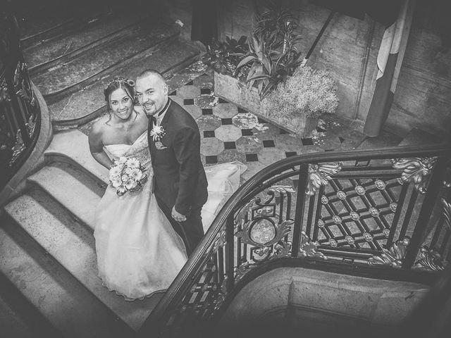 Le mariage de Benjamin et Jessica à Metz, Moselle 12