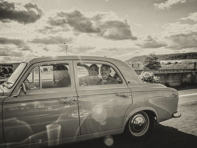 Le mariage de Benjamin et Jessica à Metz, Moselle 15