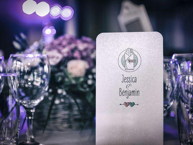 Le mariage de Benjamin et Jessica à Metz, Moselle 25