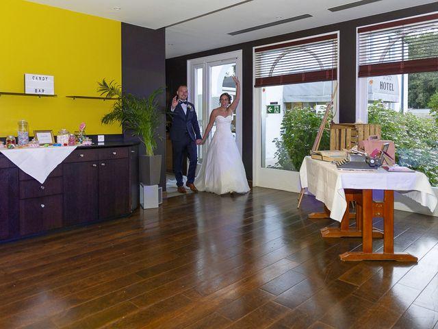 Le mariage de Benjamin et Jessica à Metz, Moselle 26