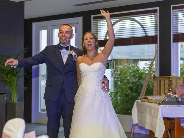 Le mariage de Benjamin et Jessica à Metz, Moselle 27