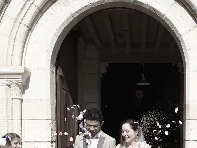 Le mariage de Cyril et Alexandra à Loché-sur-Indrois, Indre-et-Loire 1