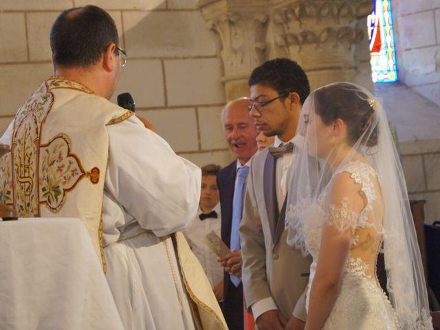 Le mariage de Cyril et Alexandra à Loché-sur-Indrois, Indre-et-Loire 2