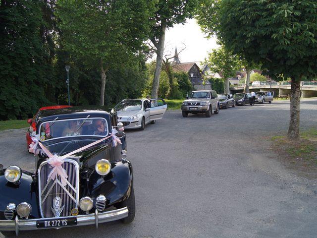 Le mariage de Cyril et Alexandra à Loché-sur-Indrois, Indre-et-Loire 3