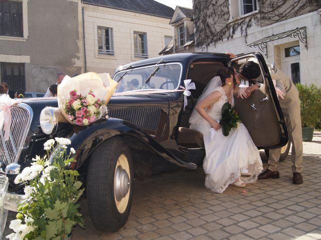 Le mariage de Cyril et Alexandra à Loché-sur-Indrois, Indre-et-Loire 4