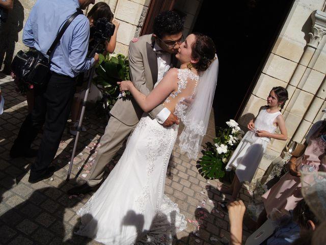Le mariage de Cyril et Alexandra à Loché-sur-Indrois, Indre-et-Loire 5