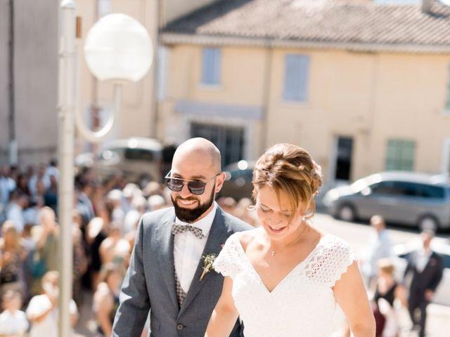 Le mariage de Mathieu et Jade à Allan, Drôme 15