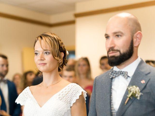Le mariage de Mathieu et Jade à Allan, Drôme 16