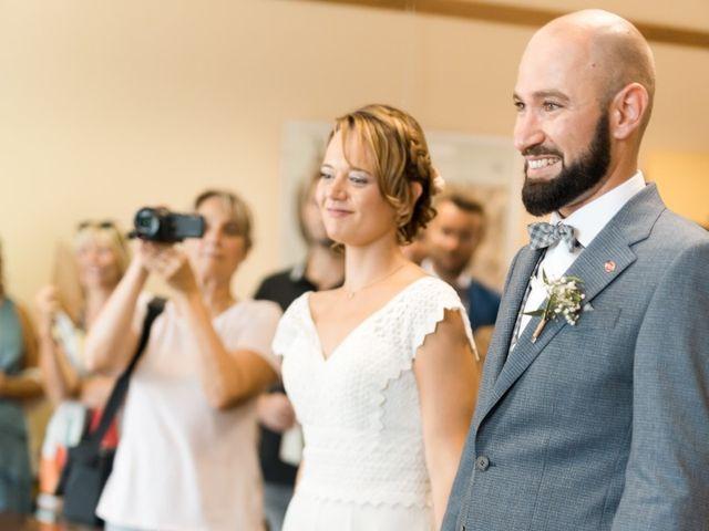 Le mariage de Mathieu et Jade à Allan, Drôme 17