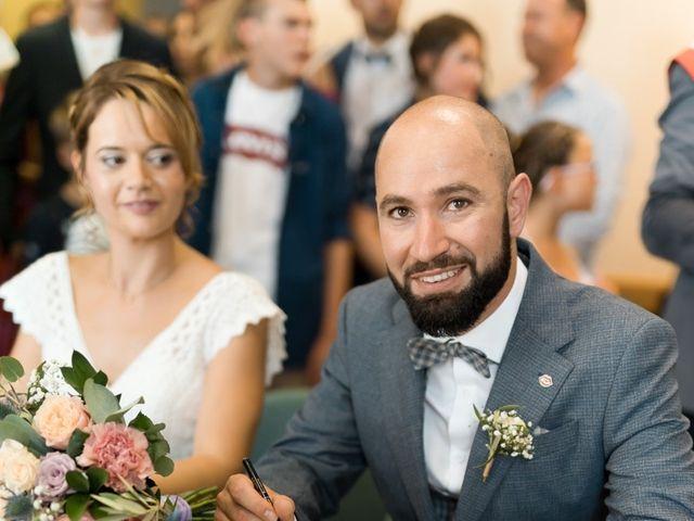 Le mariage de Mathieu et Jade à Allan, Drôme 20