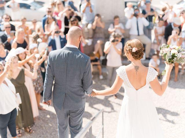 Le mariage de Mathieu et Jade à Allan, Drôme 23