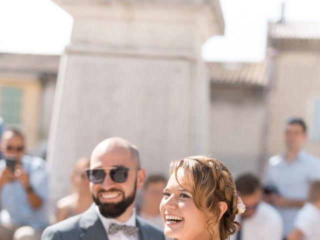 Le mariage de Mathieu et Jade à Allan, Drôme 24