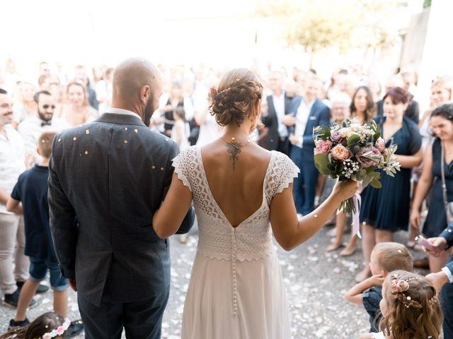 Le mariage de Mathieu et Jade à Allan, Drôme 31