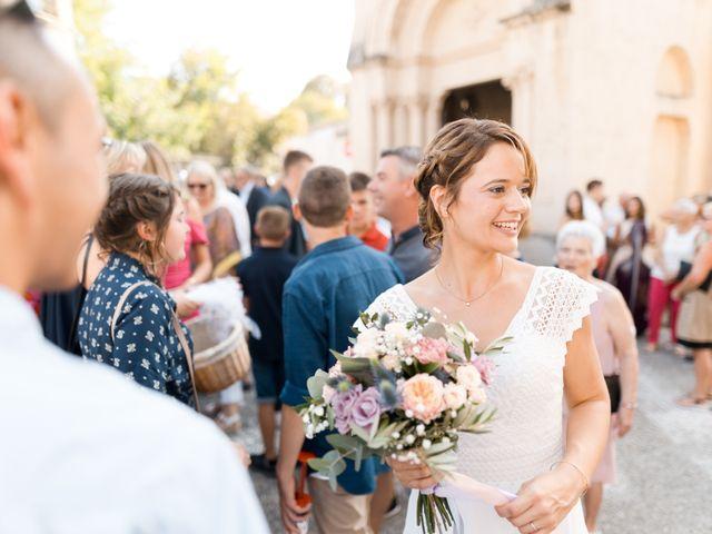 Le mariage de Mathieu et Jade à Allan, Drôme 34