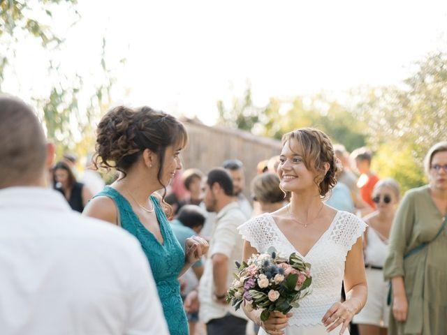 Le mariage de Mathieu et Jade à Allan, Drôme 38