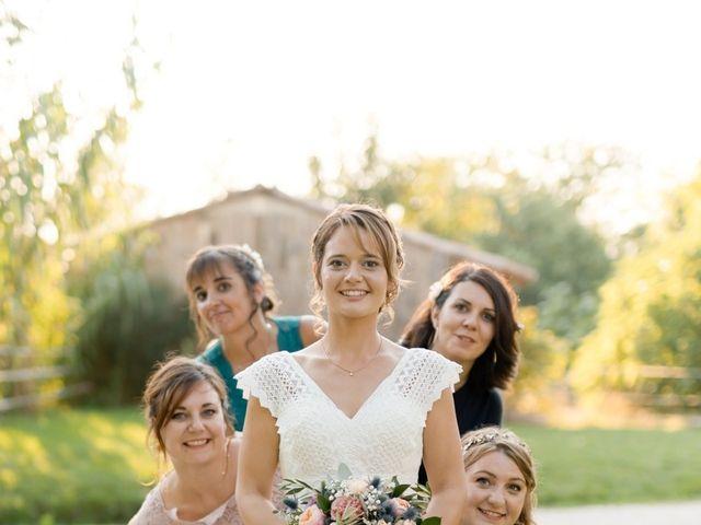 Le mariage de Mathieu et Jade à Allan, Drôme 42