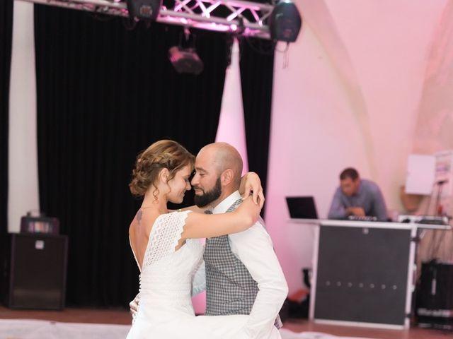 Le mariage de Mathieu et Jade à Allan, Drôme 47
