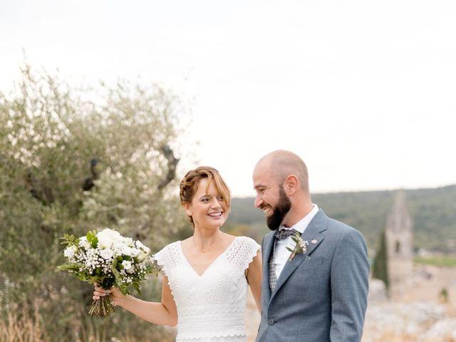 Le mariage de Mathieu et Jade à Allan, Drôme 55
