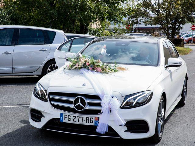 Le mariage de Yohann et Marion à Burlats, Tarn 9