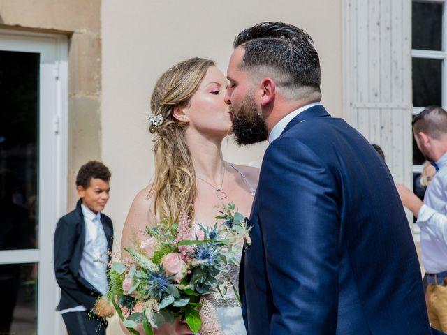 Le mariage de Yohann et Marion à Burlats, Tarn 10