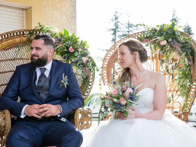 Le mariage de Yohann et Marion à Burlats, Tarn 13