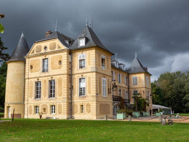 Le mariage de Haochen et Siwen à Vaugrigneuse, Essonne 12