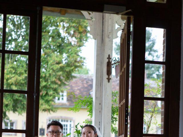 Le mariage de Haochen et Siwen à Vaugrigneuse, Essonne 13