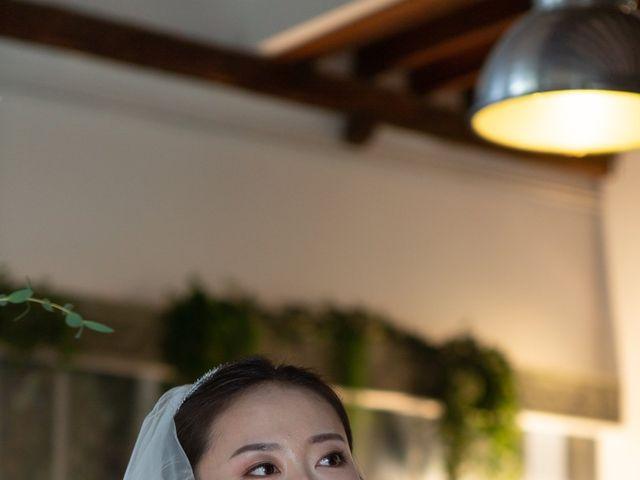 Le mariage de Haochen et Siwen à Vaugrigneuse, Essonne 18