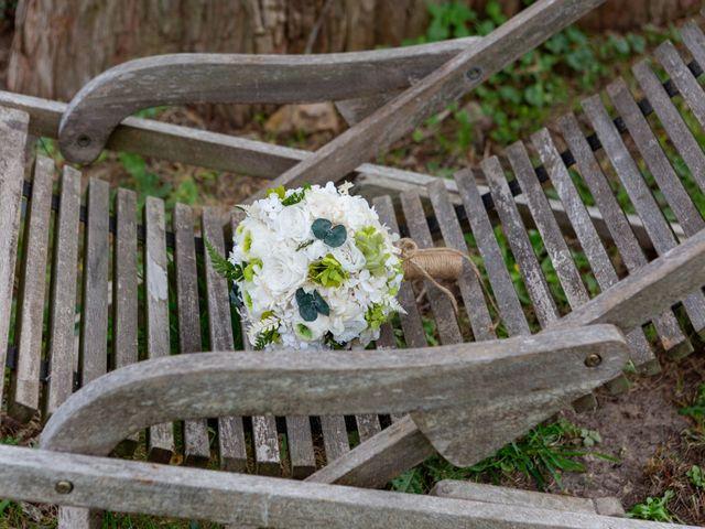 Le mariage de Haochen et Siwen à Vaugrigneuse, Essonne 22