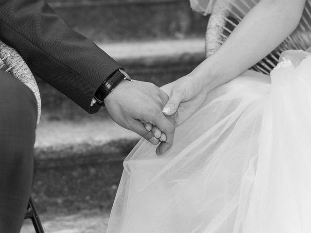 Le mariage de Haochen et Siwen à Vaugrigneuse, Essonne 24
