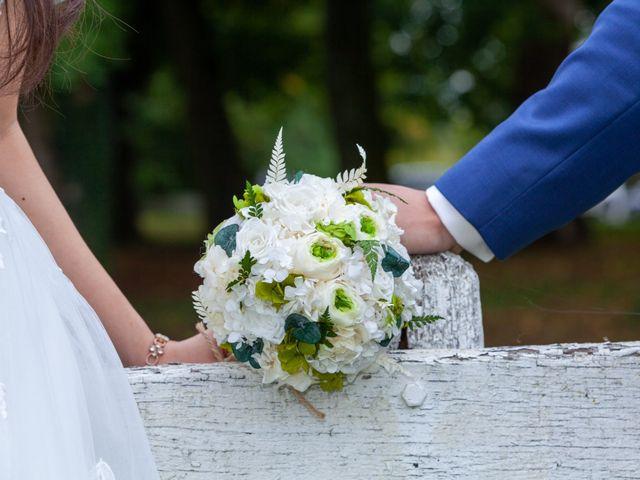 Le mariage de Haochen et Siwen à Vaugrigneuse, Essonne 25
