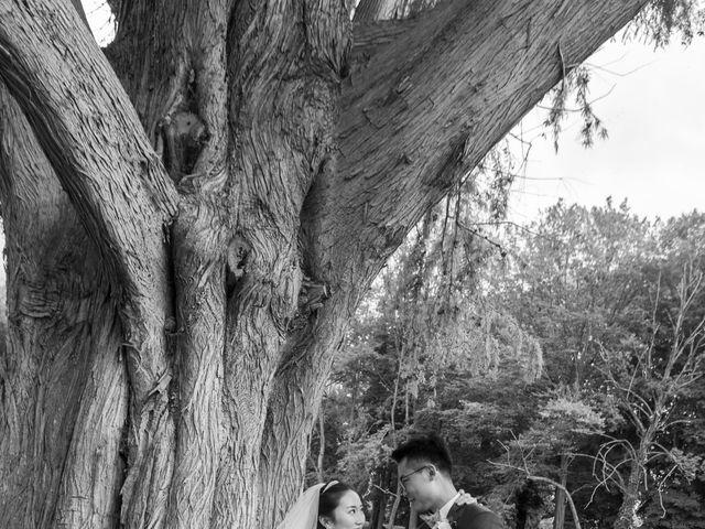 Le mariage de Haochen et Siwen à Vaugrigneuse, Essonne 27