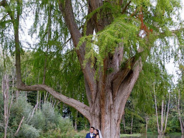 Le mariage de Haochen et Siwen à Vaugrigneuse, Essonne 31