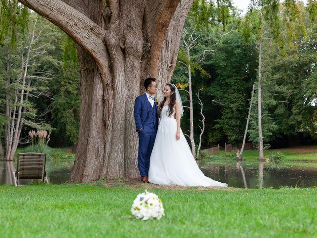 Le mariage de Siwen et Haochen