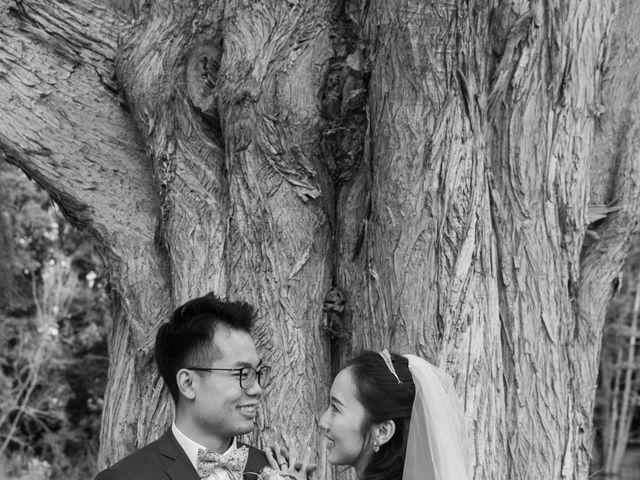Le mariage de Haochen et Siwen à Vaugrigneuse, Essonne 32