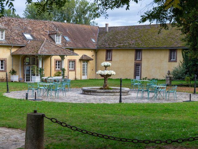 Le mariage de Haochen et Siwen à Vaugrigneuse, Essonne 34