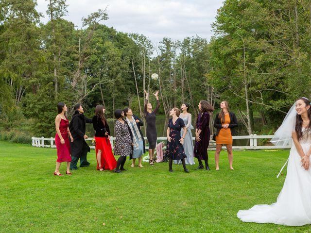 Le mariage de Haochen et Siwen à Vaugrigneuse, Essonne 37