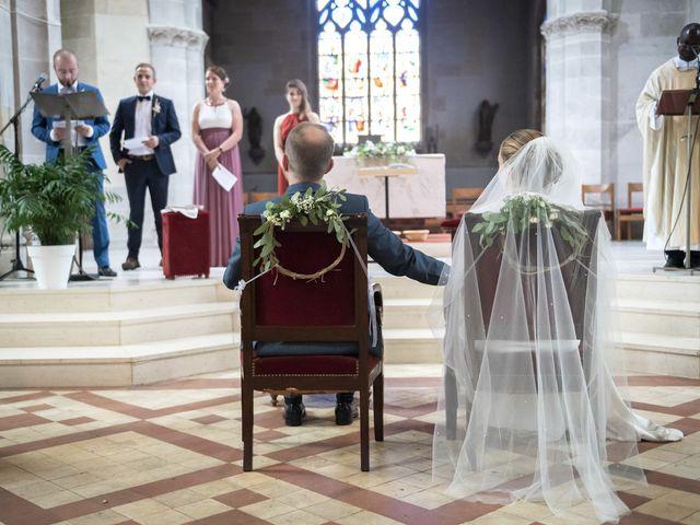 Le mariage de Christophe et Noémie à Bois-Guillaume, Seine-Maritime 19