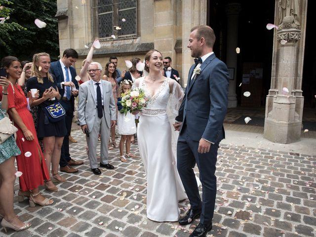 Le mariage de Christophe et Noémie à Bois-Guillaume, Seine-Maritime 28