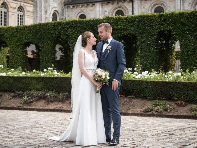 Le mariage de Noémie et Christophe