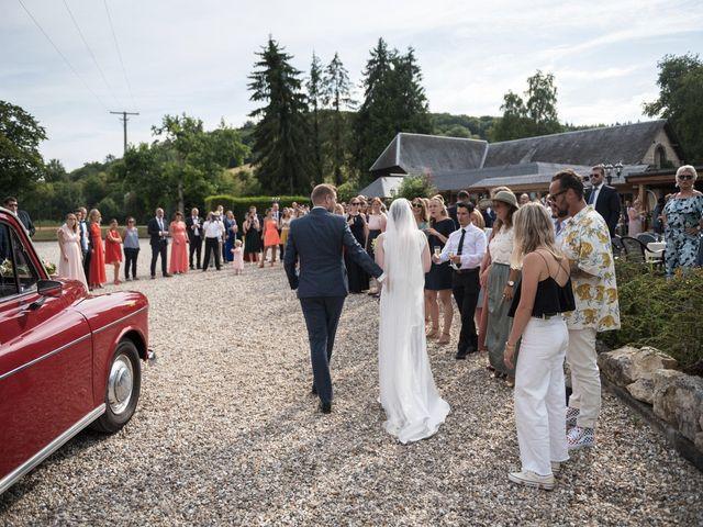 Le mariage de Christophe et Noémie à Bois-Guillaume, Seine-Maritime 52
