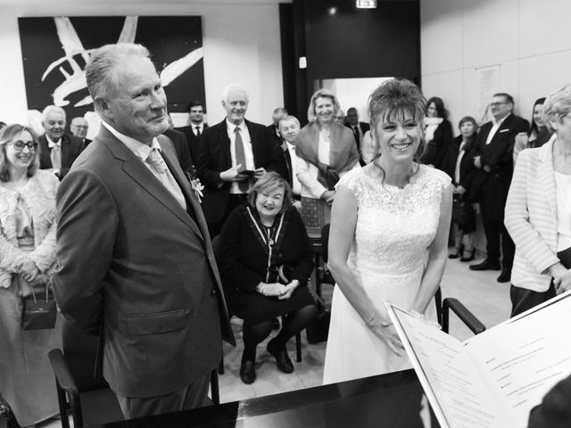 Le mariage de Bertrand et Claudine à Bordeaux, Gironde 12