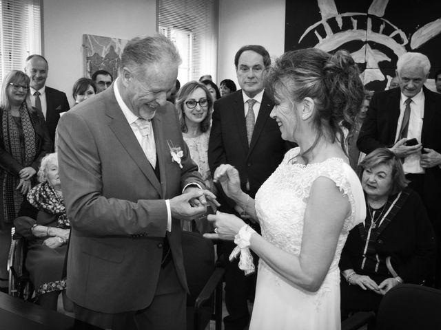Le mariage de Bertrand et Claudine à Bordeaux, Gironde 15